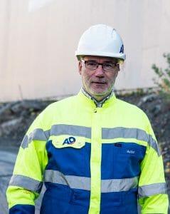 Martin Hutter est à la tête de l'office de construction des routes nationales (OCRN) et assume donc la responsabilité de ce projet A9.